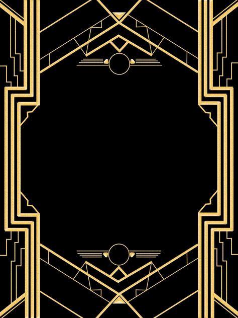 The Great Gatsby Invitation New Great Gatsby Invitation Templates Blank
