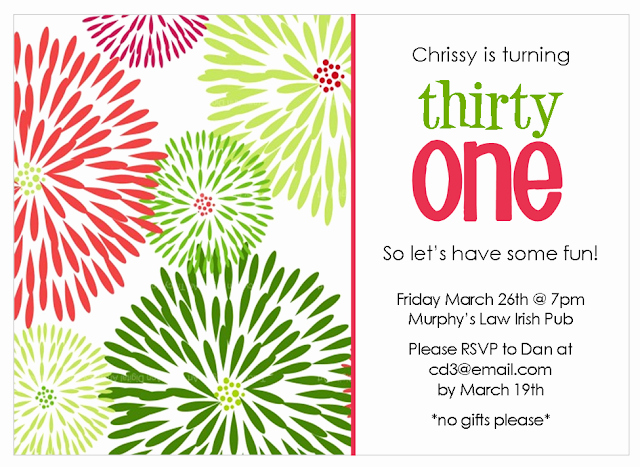 Thirty One Party Invitation Best Of Beach totes Thirty E Party Invitation Wording