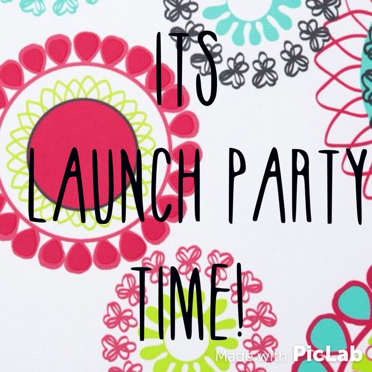 Thirty One Party Invitation Wording Beautiful Launch Party Banner for Instagram Blog Page to