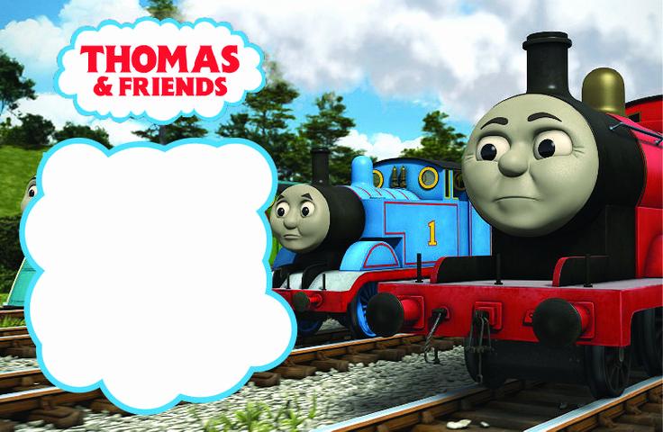 Thomas the Train Invitation Template Elegant Download Free Printable Thomas & Friends Birthday
