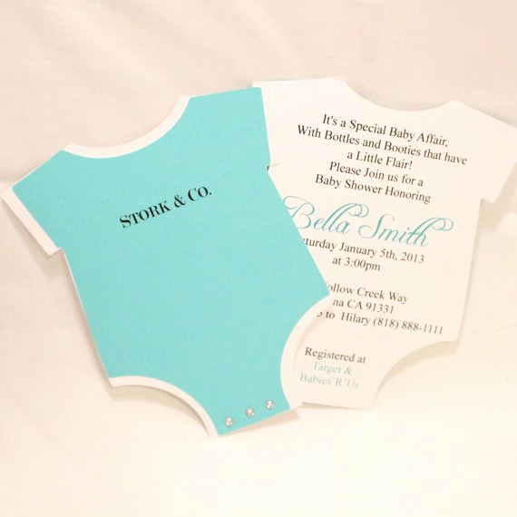 Tiffany and Co Invitation Template Beautiful Tiffany &co Inspired Invitations