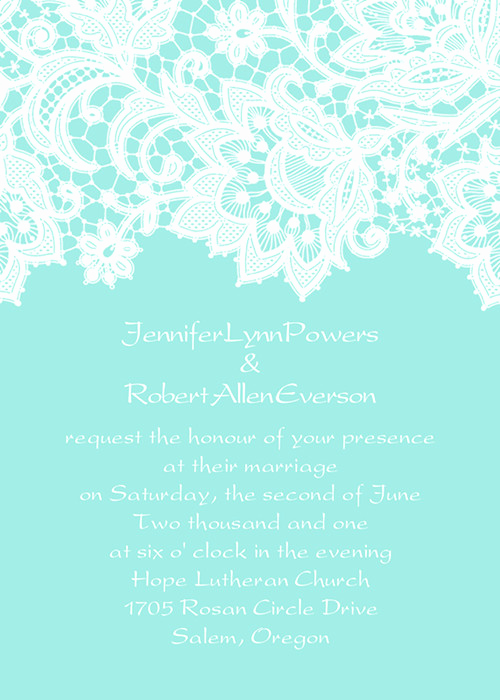 Tiffany and Co Invitation Template Best Of Tiffany Blue Damask Simple and Elegant Engagement Party