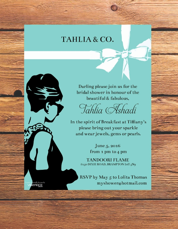 Tiffany Baby Shower Invitation Awesome 21 Best Breakfast Invitation Designs Psd Ai Word