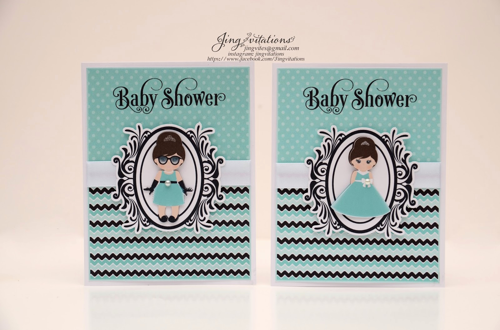 Tiffany Baby Shower Invitation Lovely Birthday and Baby Shower Invitations Tiffany Invitations