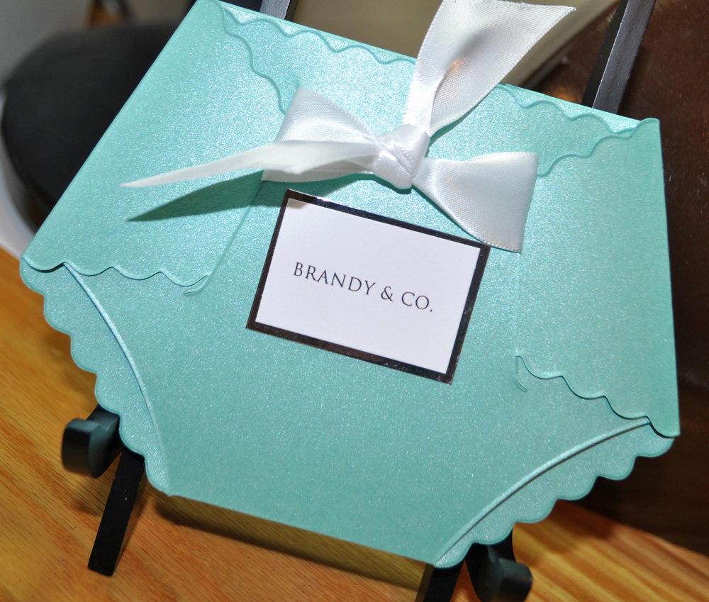 Tiffany Blue Baby Shower Invitation Beautiful Baby Shower Invitations Turquoise Tiffany Blue by Punkyposh
