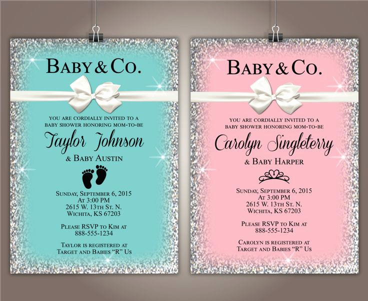 Tiffany Blue Baby Shower Invitation Beautiful Best 25 Tiffany Baby Showers Ideas On Pinterest