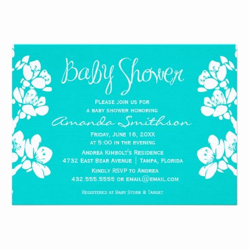 Tiffany Blue Baby Shower Invitation Inspirational 16 Best Tiffany Blue Baby Shower Invitations Images On