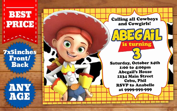 Toy Story Invitation Template Download Beautiful This Instant Downloadable is for A toy Story Birthday