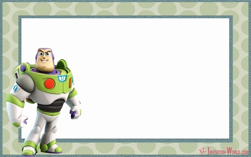 Toy Story Invitation Template Free Awesome toy Story Invitations – Free Download