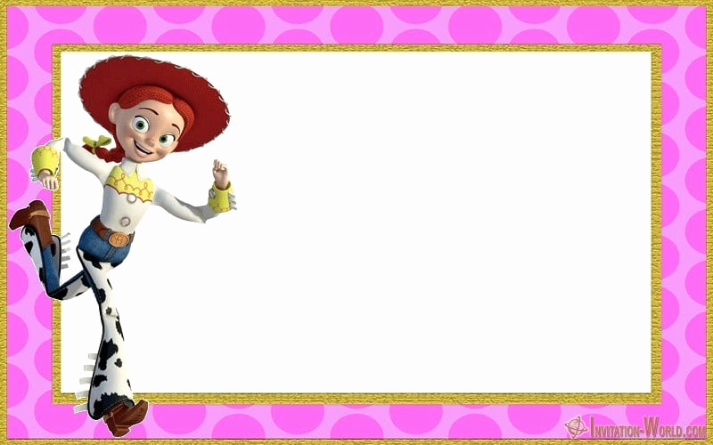 Toy Story Invitation Templates Best Of toy Story Invitations – Free Download