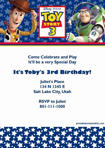 Toy Story Invitation Templates Free Beautiful Pin by Juana arellano On Juanito S B Day