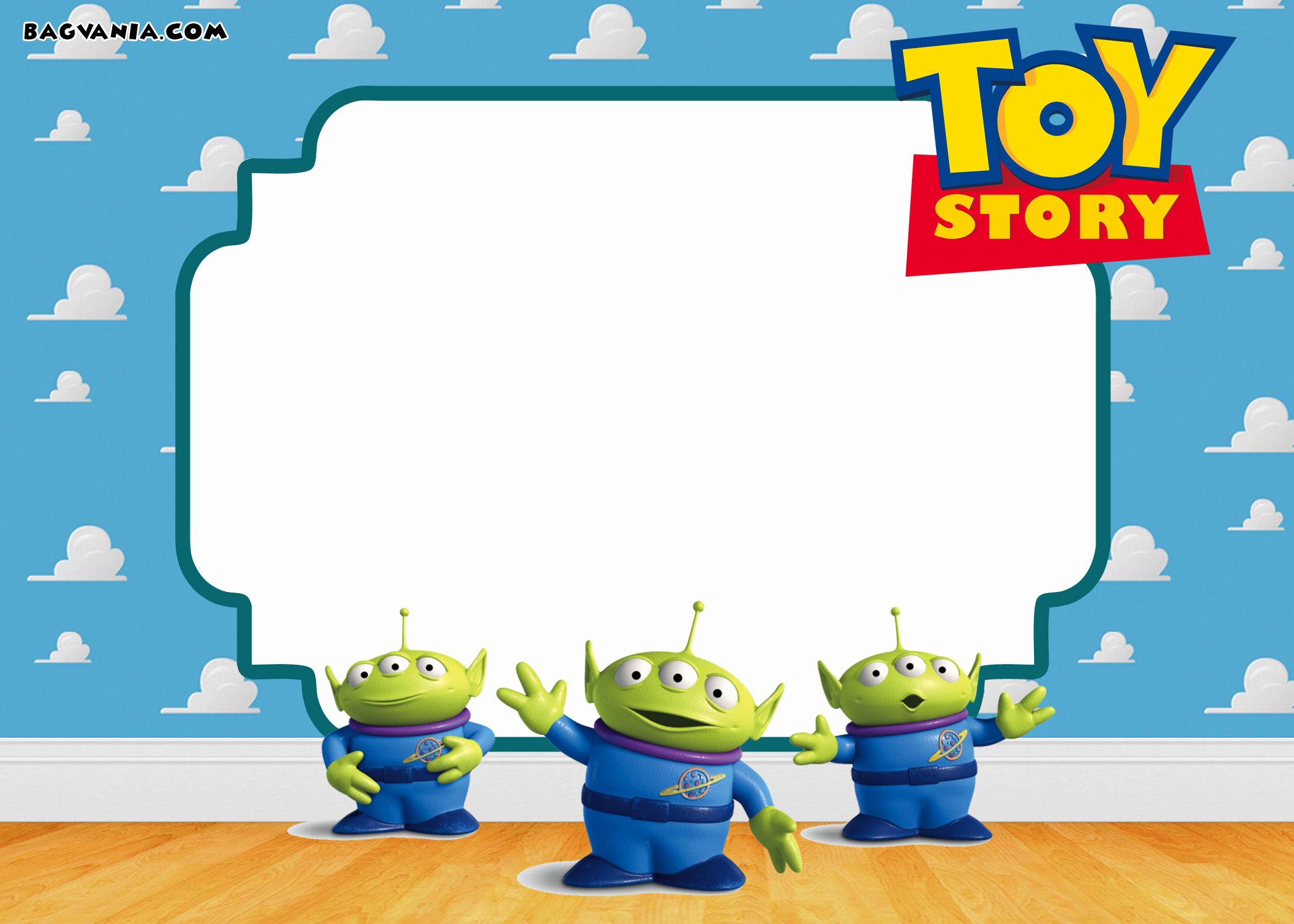 Toy Story Invitation Templates Free Inspirational Free Printable toy Story Birthday Invitations – Free