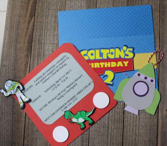 Toy Story Invitation Templates Free Unique Best 25 toy Story Invitations Ideas On Pinterest