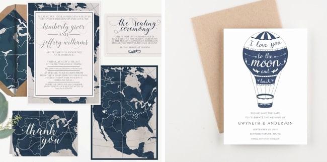 Travel theme Wedding Invitation Awesome 20 Printable Travel theme Wedding Invitations