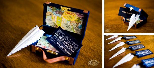 Travel theme Wedding Invitation Best Of Travel themed Wedding Invitations & Save the Dates