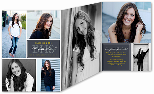 Tri Fold Graduation Invitation Templates Inspirational Religious Graduation Announcements & Graduation