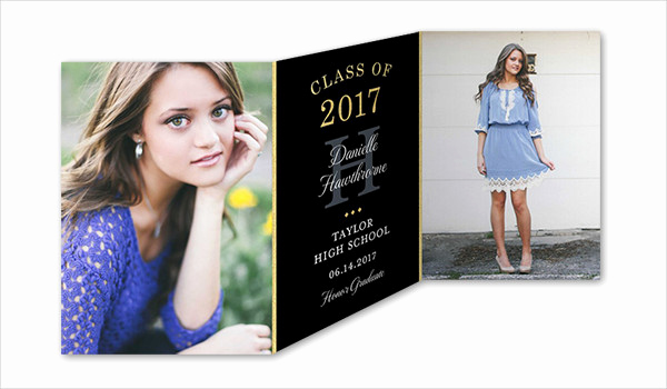 Tri Fold Graduation Invitation Templates New Free 31 Examples Of Graduation Invitation Designs In Psd