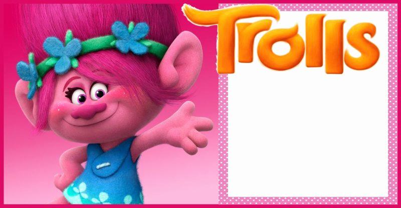 Trolls Invitation Template Free Best Of Free Invitation Templates