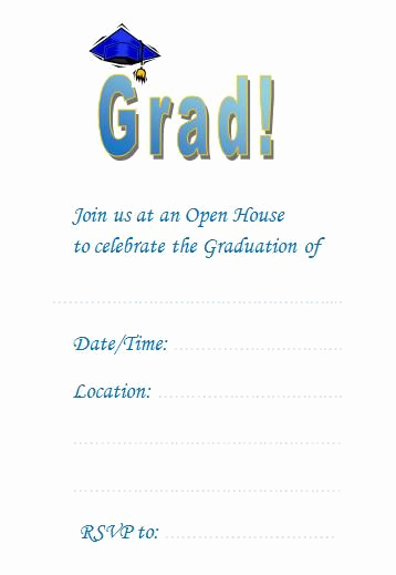 Trunk Party Invitation Templates Beautiful 17 Best Ideas About Graduation Invitation Templates On