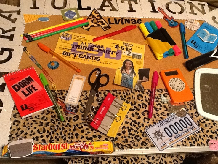 Trunk Party Invitation Wording Beautiful 13 Best College Bound Trunk Party Images On Pinterest