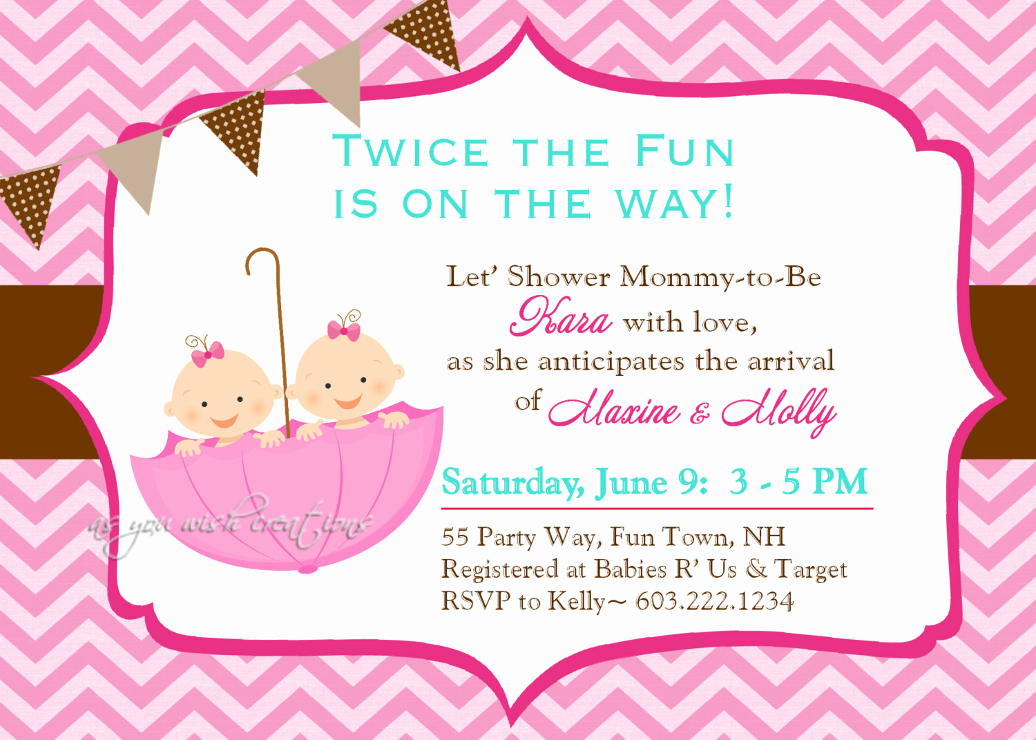 Twin Baby Shower Invitation Ideas Awesome Choose the Best Twin Baby Shower Invitation Ideas