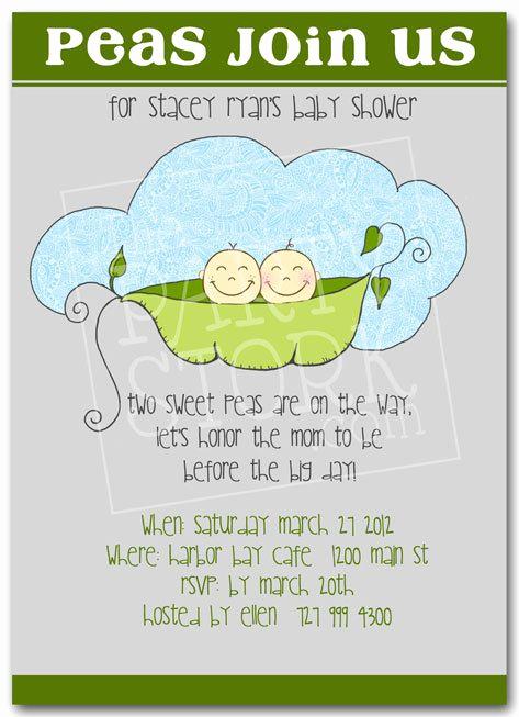Twin Baby Shower Invitation Ideas Inspirational Best 20 Twin Baby Showers Ideas On Pinterest