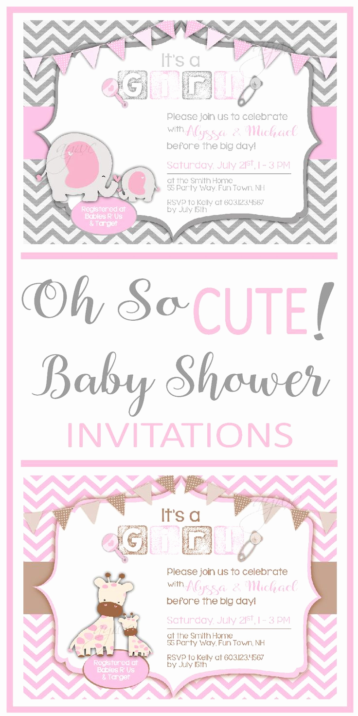 Unique Baby Shower Invitation Ideas Awesome 113 Best Most Popular Invitations for asyouwishcreations4u