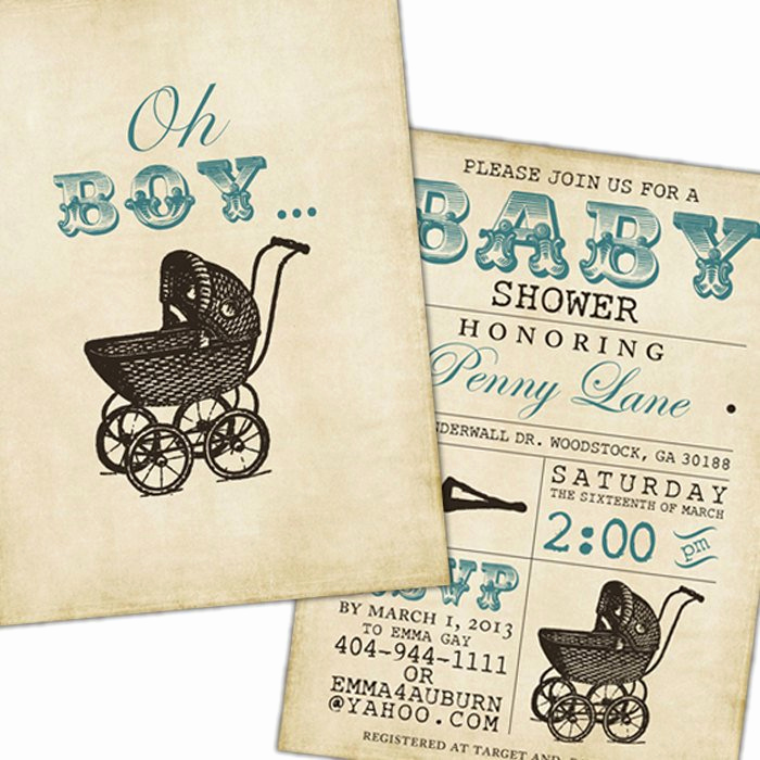 Unique Baby Shower Invitation Ideas Best Of Unique Boy Baby Shower Invitations Party Xyz