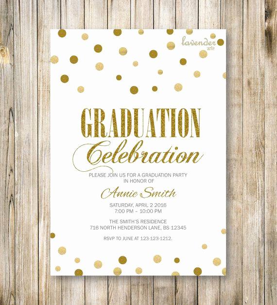 Unique Graduation Invitation Ideas Awesome 25 Unique High School Graduation Invitations Ideas On