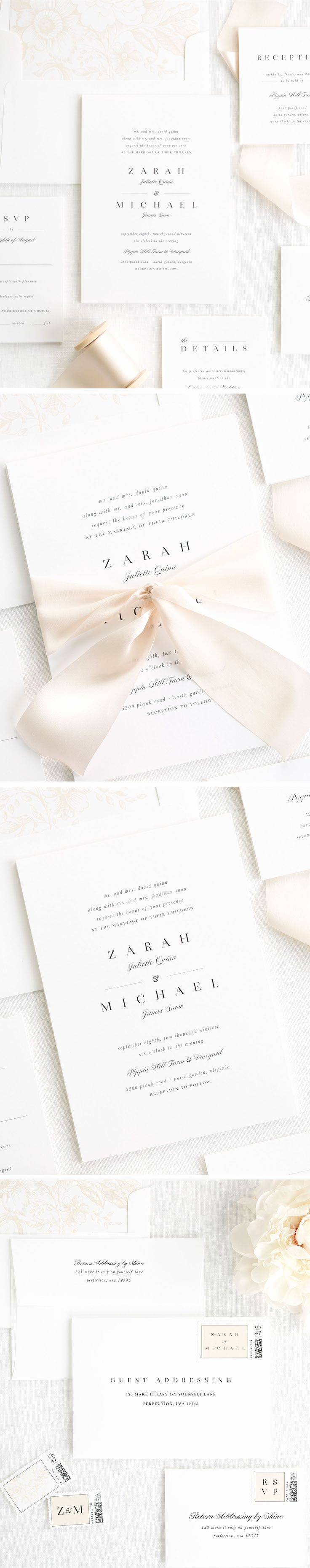 Unique Wedding Invitation Idea Awesome Best 25 Unique Wedding Invitations Ideas On Pinterest
