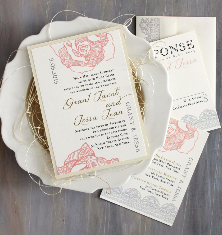 Unique Wedding Invitation Idea Beautiful Unique Wedding Invitation Ideas Modwedding