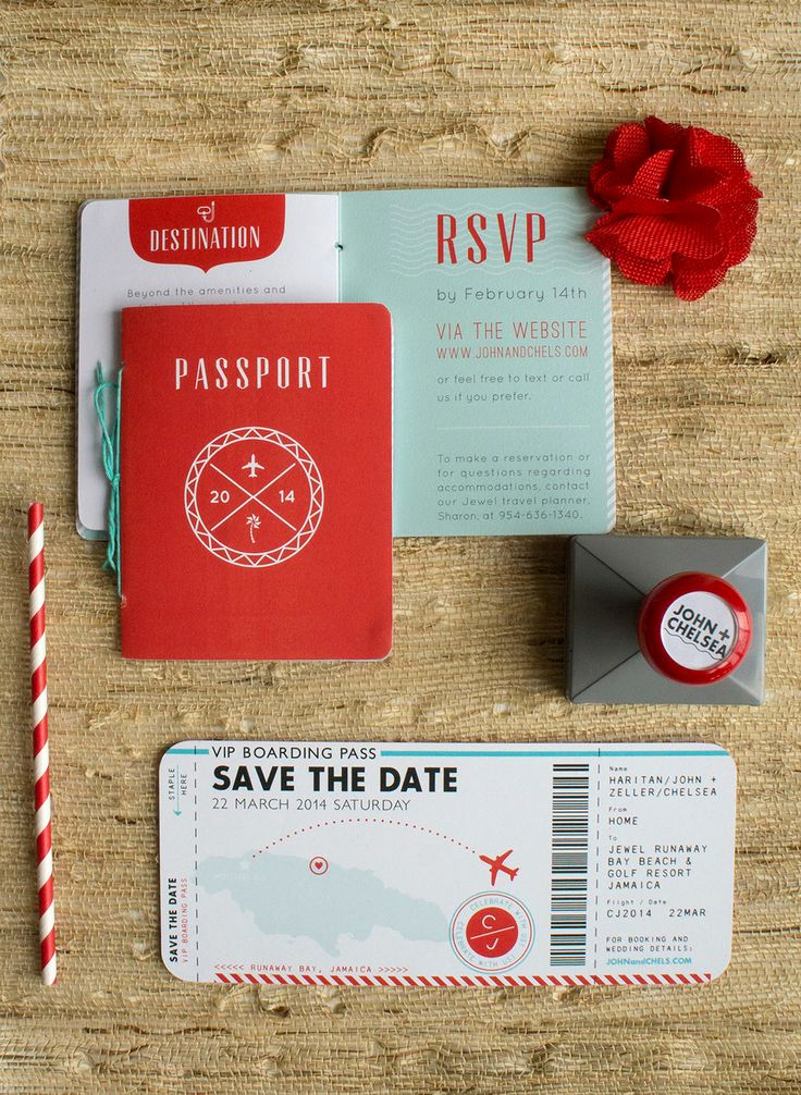 Unique Wedding Invitation Idea Inspirational 8 Creative Destination Wedding Invites