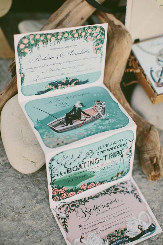 Unique Wedding Invitation Idea Unique Best 25 Unique Wedding Invitations Ideas On Pinterest