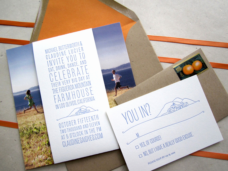Unique Wedding Invitation Ideas Beautiful Claudine Michael S Unique California Wedding Invitations