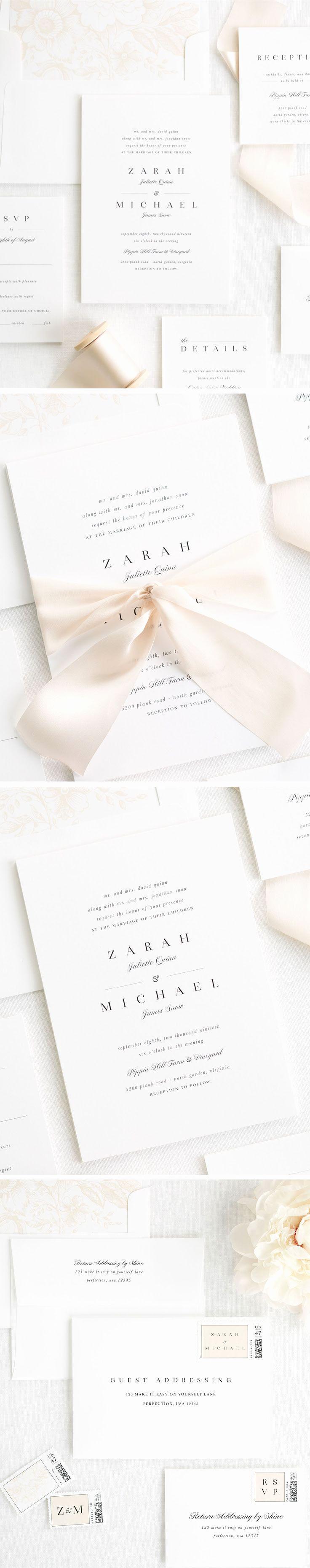 Unique Wedding Invitation Ideas Inspirational Best 25 Unique Wedding Invitations Ideas On Pinterest