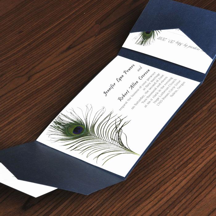 Unique Wedding Invitation Ideas Luxury Peacock Wedding Invitations and Wedding Ideas