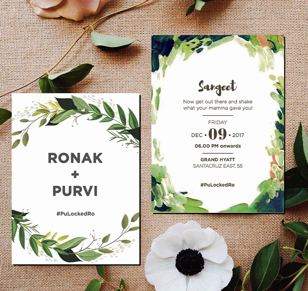 Unique Wedding Invitation Wording Beautiful 20 Unique & Creative Wedding Invitation Ideas for Your