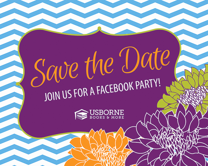Usborne Book Party Invitation Fresh Books to Smile About Parties