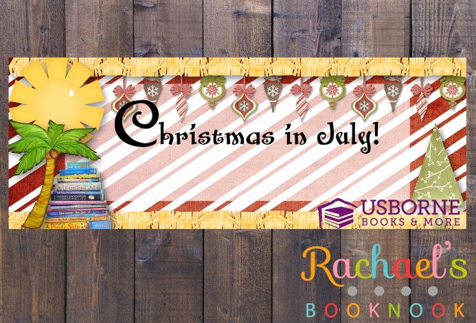 Usborne Book Party Invitation Inspirational Christmas In July Party Rachael S Booknook