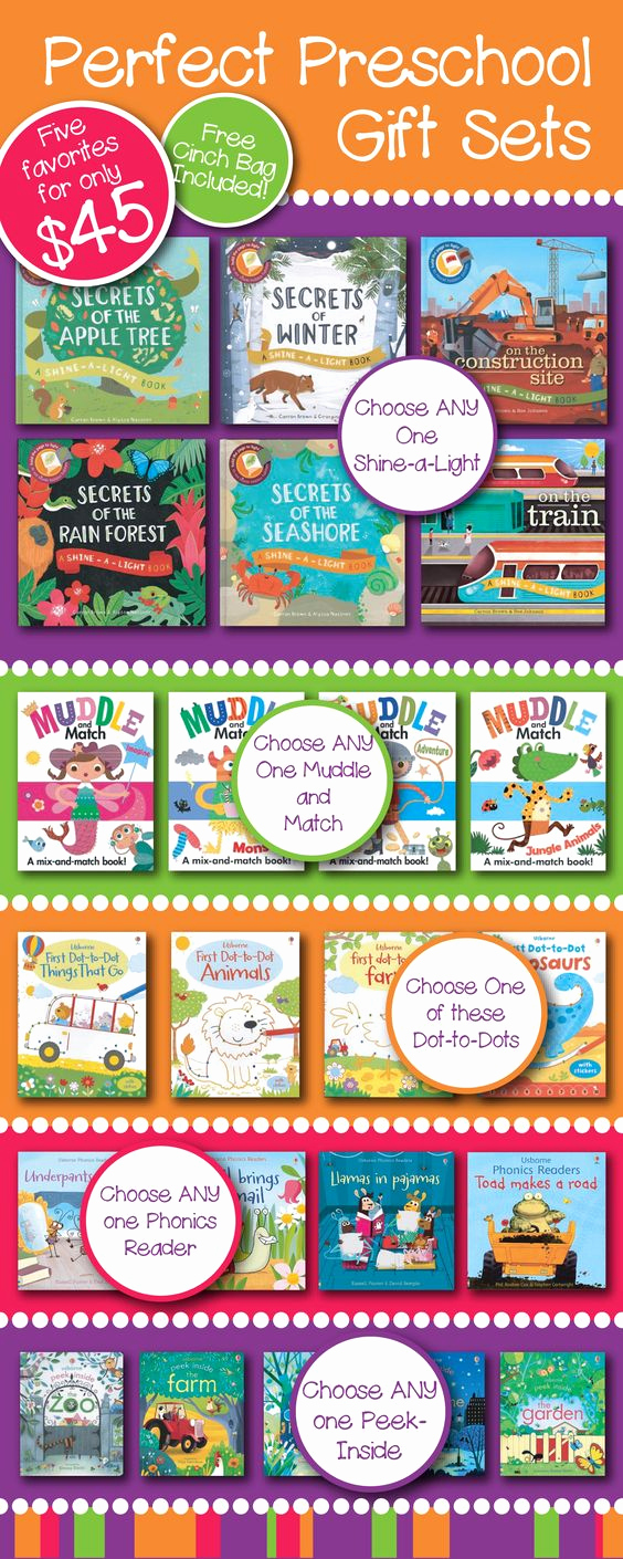 Usborne Book Party Invitation Luxury 5 Of Your Favorite Usborne Titles for Preschoolers for