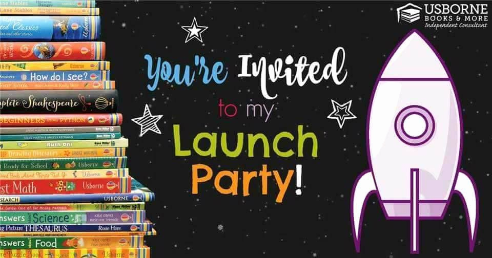 Usborne Book Party Invitation Luxury Calling Any and All Folks who Have Young Readers In their