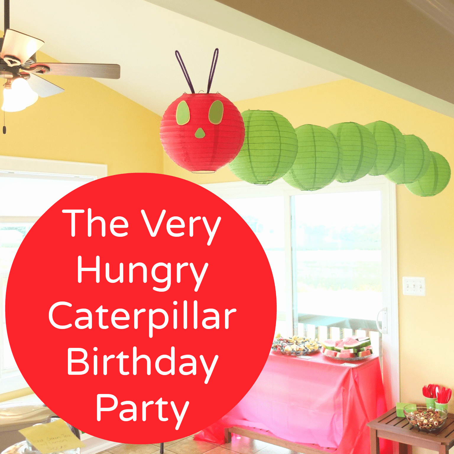 Very Hungry Caterpillar Invitation Template Luxury the Very Hungry Caterpillar Birthday Party Pick Any Two