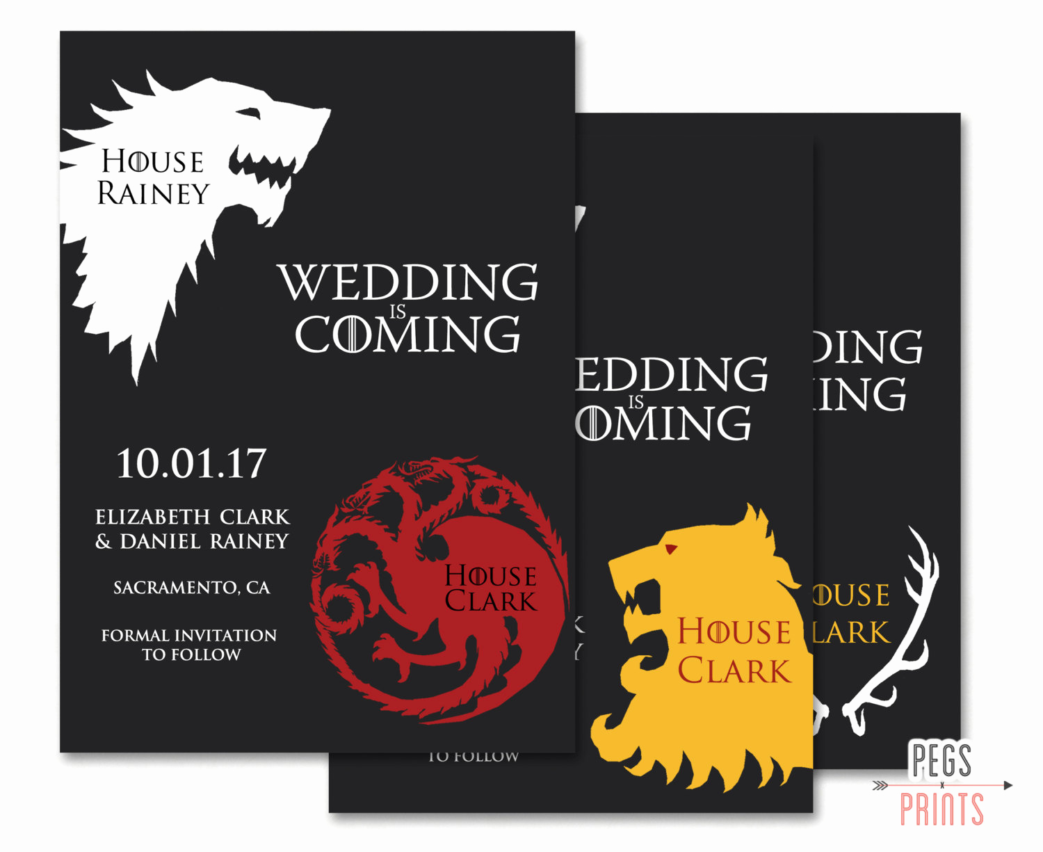 Video Game Wedding Invitation Elegant Geek Save the Date Game Of Thrones Save the Date Printable