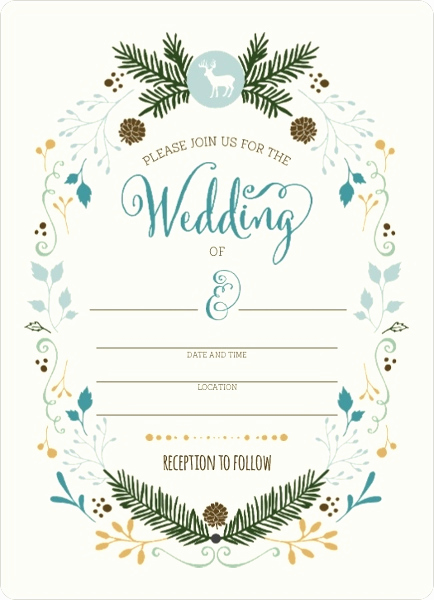 Vietnamese Wedding Invitation Template Fresh Wedding Invitation Blank Template