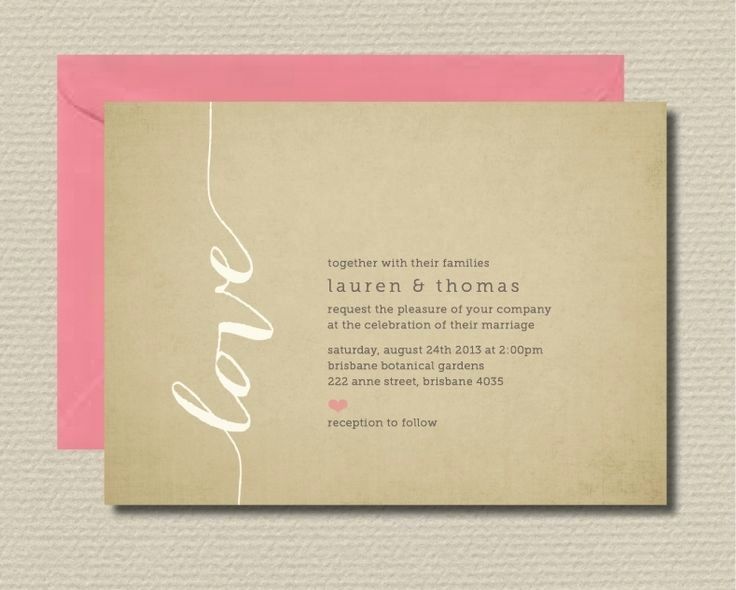 Vietnamese Wedding Invitation Template Unique Best 25 Wedding Card Wordings Ideas On Pinterest