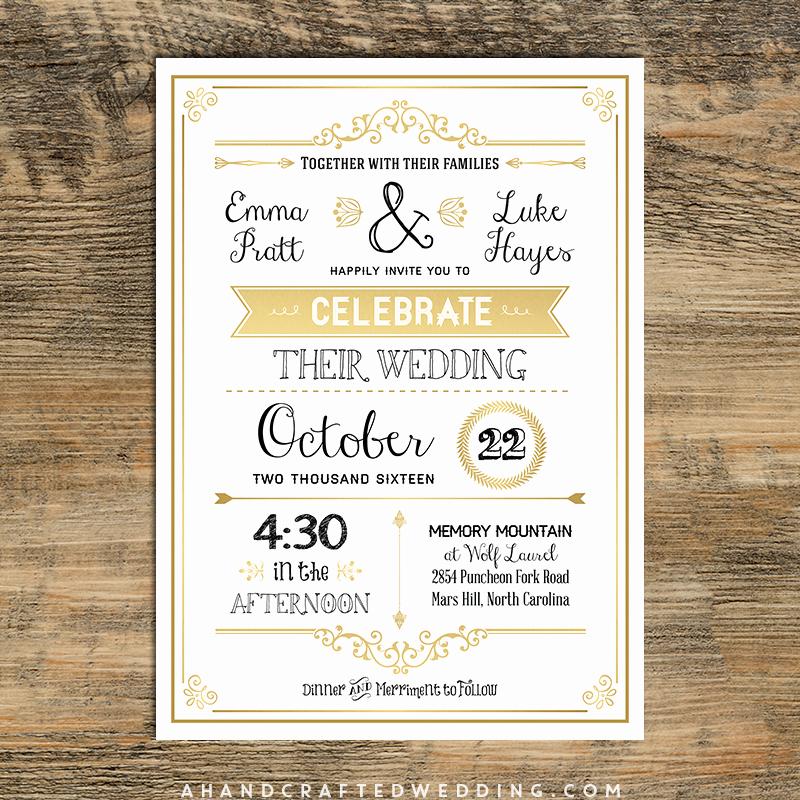 Vintage Wedding Invitation Templates Beautiful Vintage Wedding Invitation Templates