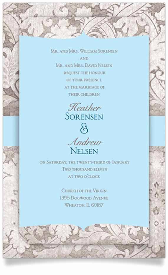 Vintage Wedding Invitation Templates Inspirational Goes Wedding Vintage Wedding Invitation Templates