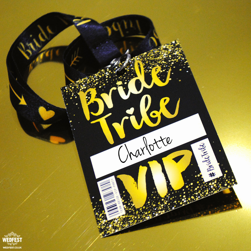 Vip Pass Invitation with Lanyard Inspirational Bride Tribe Hen Bachelorette Party Vip Lanyards