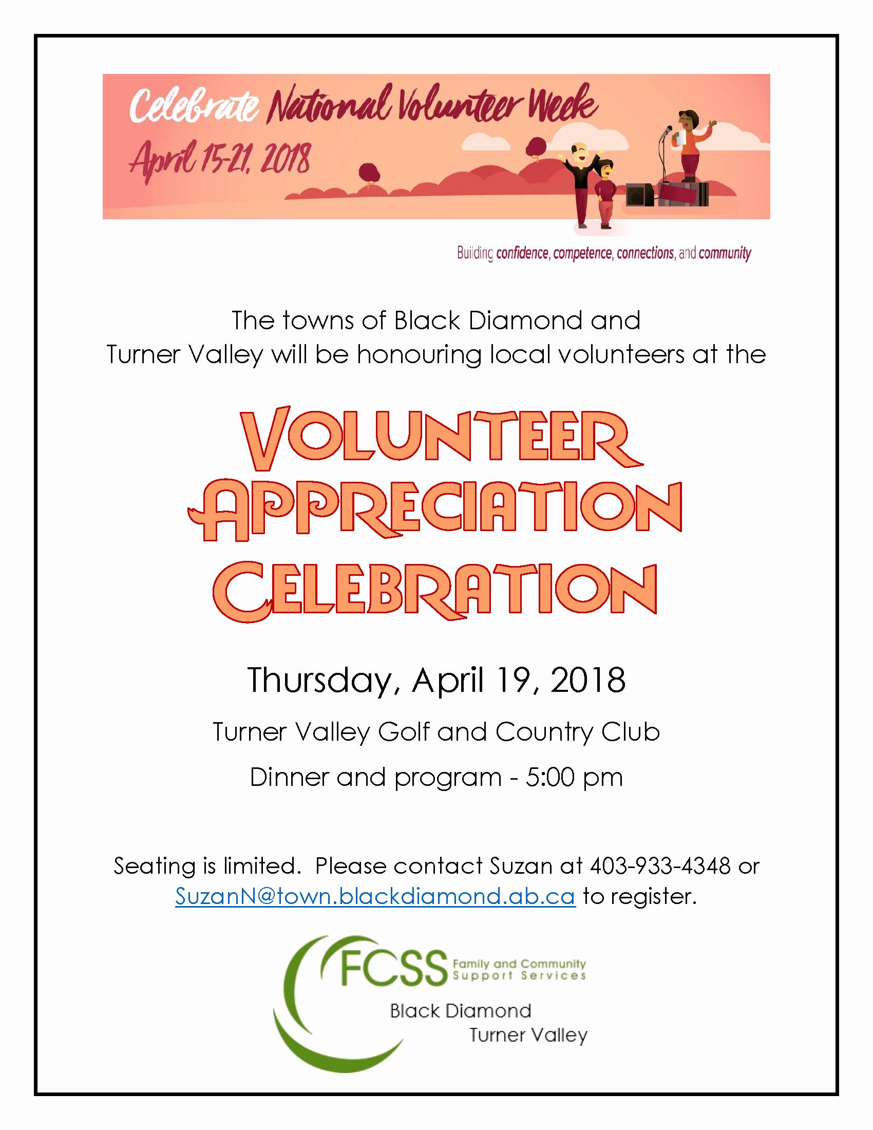 Volunteer Appreciation Invitation Wording Elegant Volunteer Appreciation Celebration