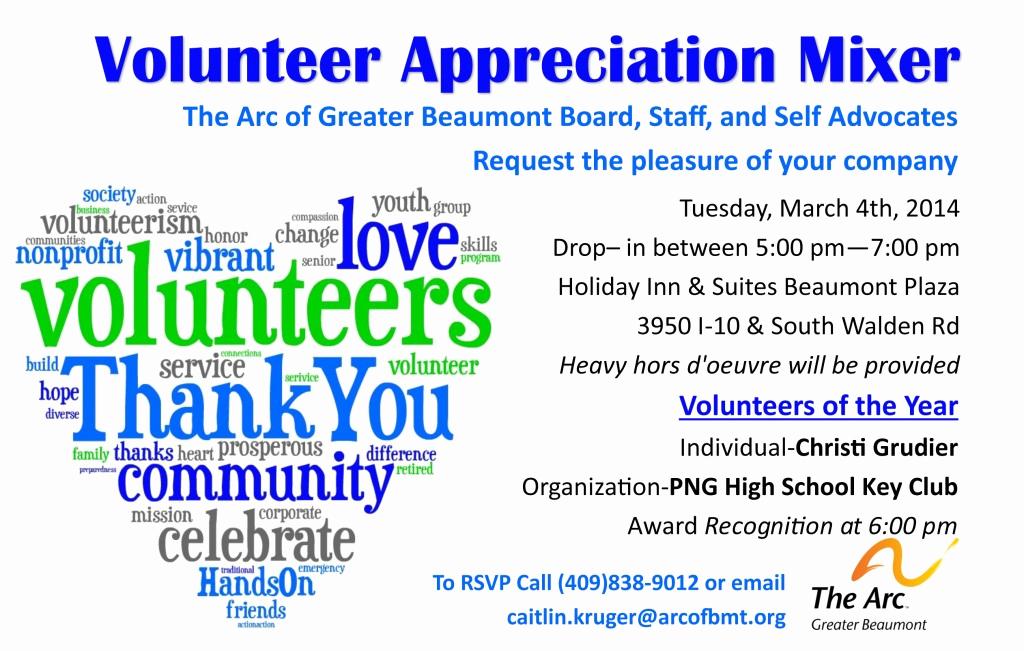 Volunteer Appreciation Invitation Wording Fresh Volunteer Appreciation Quotes Quotesgram